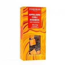 FORSMAN Rooibos Apelsini Tsilli 15x3 g