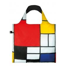 Piet Mondrian Kompositsioon punase, kollase, sinise ja mustaga 1921  © Gemeentemuseum Den Haag