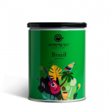 Jahvatatud kohv SORPRESO BRAZIL YELLOW BOURBON 250 g