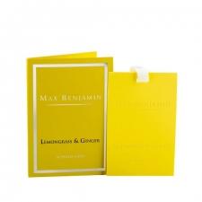 Classic - Lemongrass & Ginger lõhnakaart